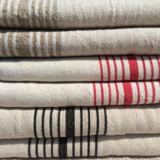 Hamamhanddukar i bomull, bambu & linne