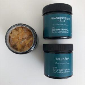Rökelsekåda av Frankincense & Pine 30 gr.